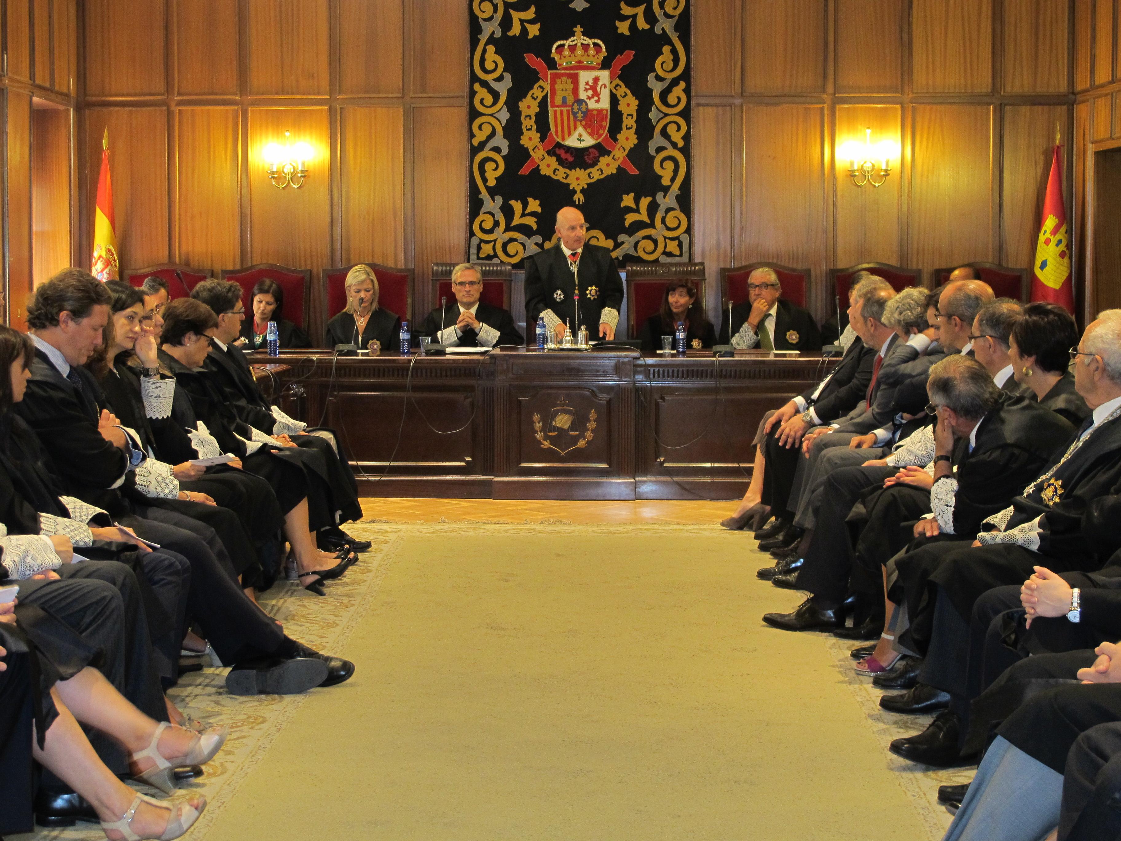 Flash derecho mesa redonda los nombramientos en el poder for Sala 4 tribunal supremo